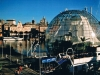 Genua. Biosphaere 'Bolla' (Architekt Renzo Piano)
