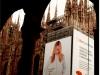 Mailand. 'Madonna' am Dom