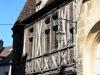 Dijon- Mittelalterlicher Fachwerkbau
