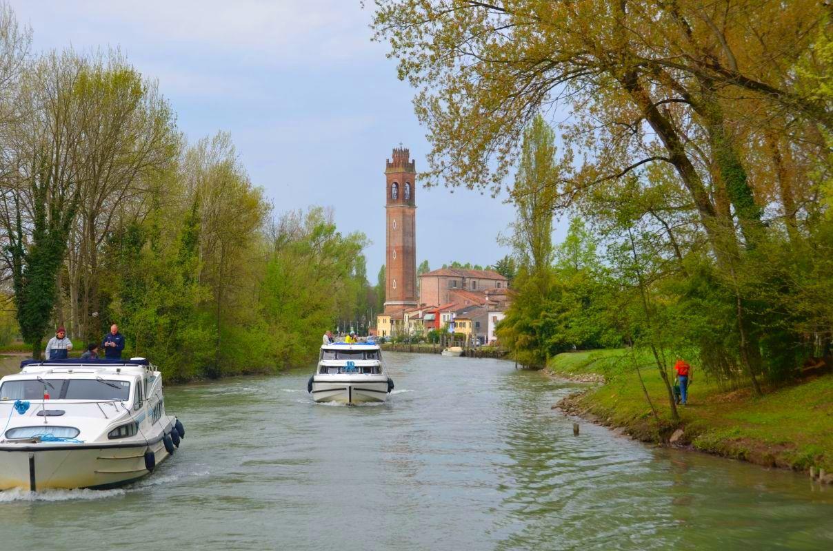 Venetien, Fluss Sile