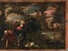 Tintoretto, Fuga in Egitto, sala terrena, Scuola di San Rocco, Venezia