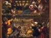 Tintoretto, Adorazione dei pastori, Salone, Scuola Grande di San Rocco, Venezia