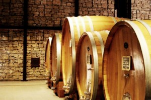 Bellafonte Weinlager Zum Vergrößern: Klick auf das Foto