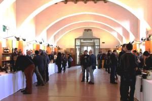 3-Anteprima Sagrantino im Kloster Sant Agostino