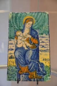 Castelli: Keramik-Museum Zum Vergrößern: Klick auf das Foto