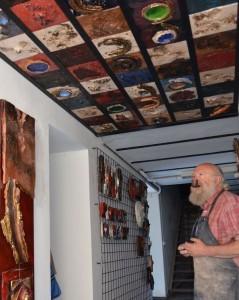 Keramiks Dach von Di Simone Atelier Zum Vergrößern: Klick auf das Foto