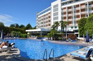Grand Hotel Terme in Montegrotto Zum Vergrößern: Klick auf das Foto