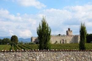 Franciacorta: Weingute und Schlösser Zum Vergrößern: Klick auf das Foto