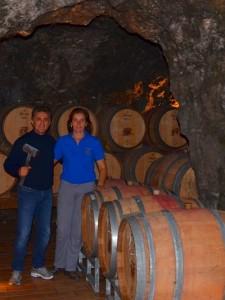 Marisa Cuomo und Andrea Ferraioli aus Furore
