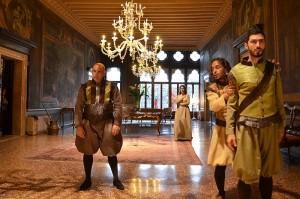 "Venedig, Ca' Sagredo, ""Othello"""