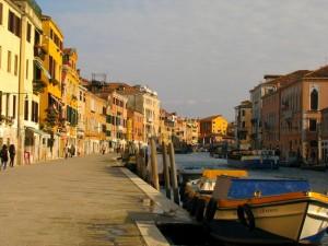Canale di Cannaregio Zum Vergrößern: Klick auf das Foto