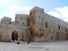 Apulien. Sannicandro. Burg der Normannen und Staufer