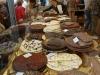 Genua. Schokoladen-Markt