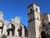 Irpinia. Ruinen der Abtei Goleto