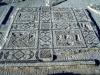 Sardinien. Nora. Roemischer Mosaik-Fussboden