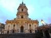 Sizilien. Modica. Barocke Oberkirche