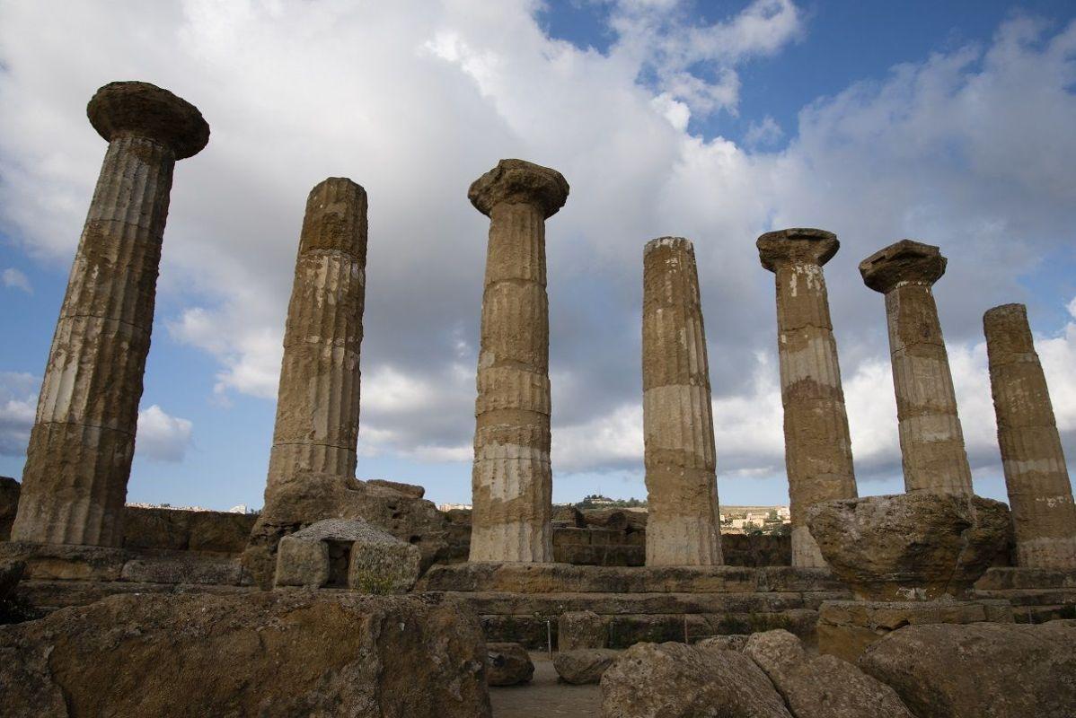 Agrigento-Tempio di Ercole