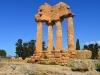 Agrigento-Tempio di Castore e Polluce(2)