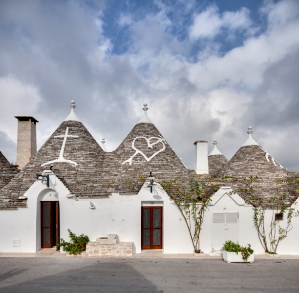 Alberobello - World Heritage cultural site