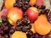 Frisch aus dem Obstgarten