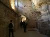 Die vorratskammer der Festung Castrocaro