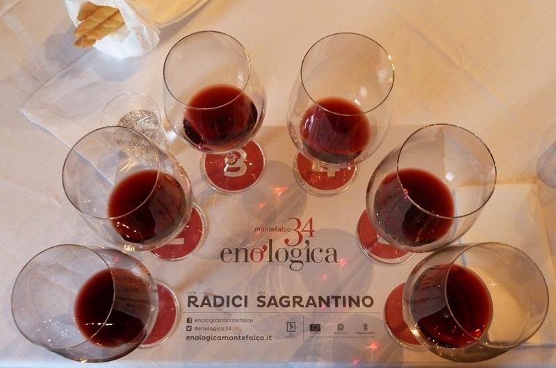 Sagrantino: der Wein, der Teufel austreibt