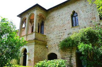 Das Haus des Dichters Petrarca