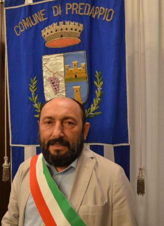 Predappio, Bürgermeister Giorgio Frassineti