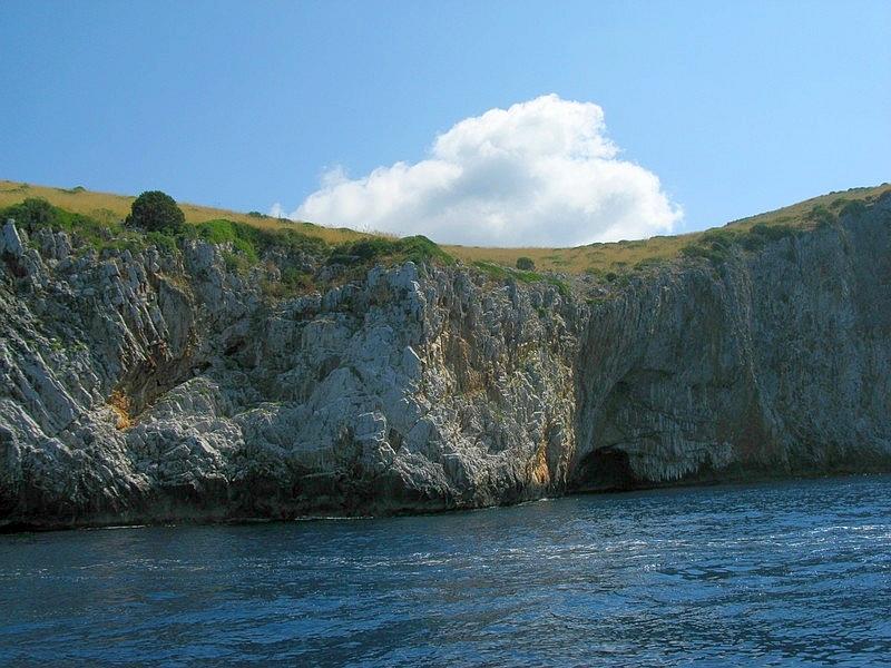 Cilento (Kampanien), Bootstour entlang der Küste
