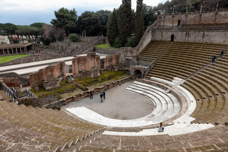 Pompeji – Wer nicht recycelt ist ein Barbar