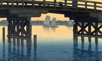 """""""Hokusai, Hiroshige, Hasui.Viaggio nel Giappone che cambia"""" (Pinacoteca Agnelli)"""