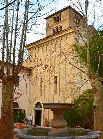 Abtei von Farfa (Provinz Rieti)