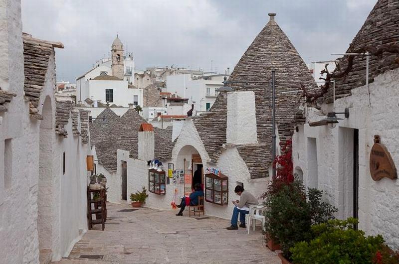 UNESCO – Welterbe in Apulien