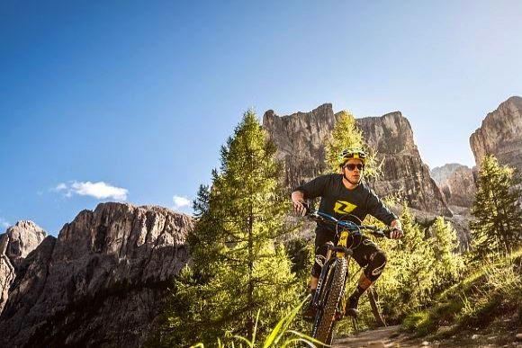 Alta Badia: Radfahren auf den Dolomiten-Straßen