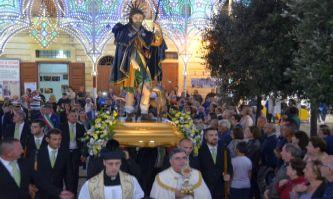 Das Fest des Heiligen Rochus
