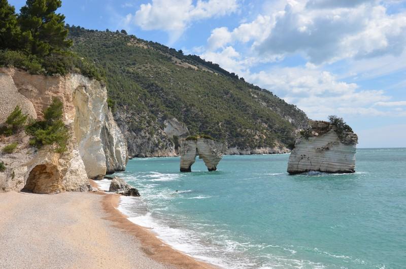 Gargano (Apulien): Weißer Luxus