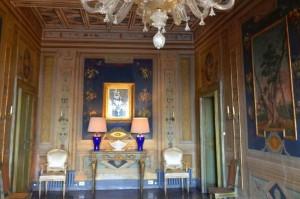 Bolsena, Palazzo Cozza Caposavi