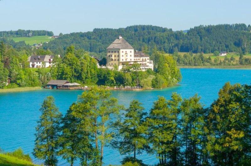 """Österreich: das Schloss Fuschl Ressort und das Hotel Tannenhof beim """"Essence of Luxury Travel 2018"""""""