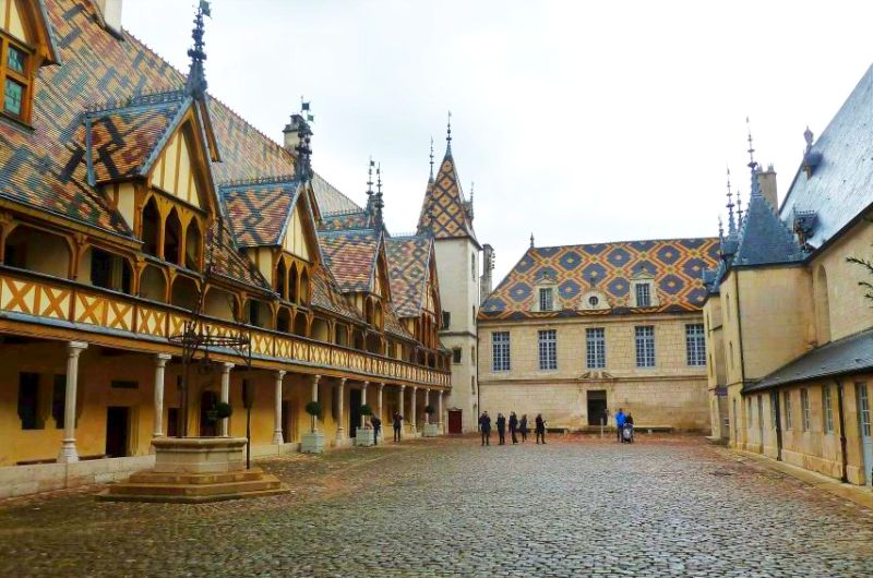 TERRA EUROPA: Highlights in Burgund, Dijon und Beaune