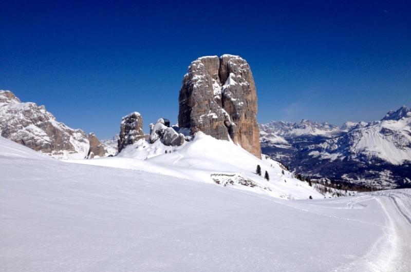 Die Berge Norditaliens als Kalender 2018