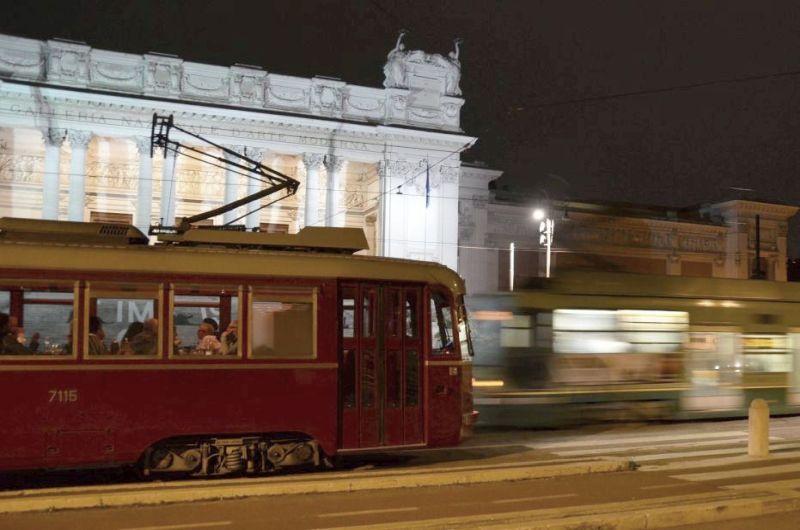 TramJazz: Rom wird Hauptstadt der Musik