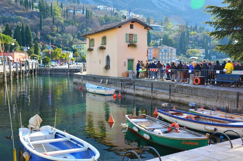 Die Köstlichkeiten des Gebiets Garda-Trentino