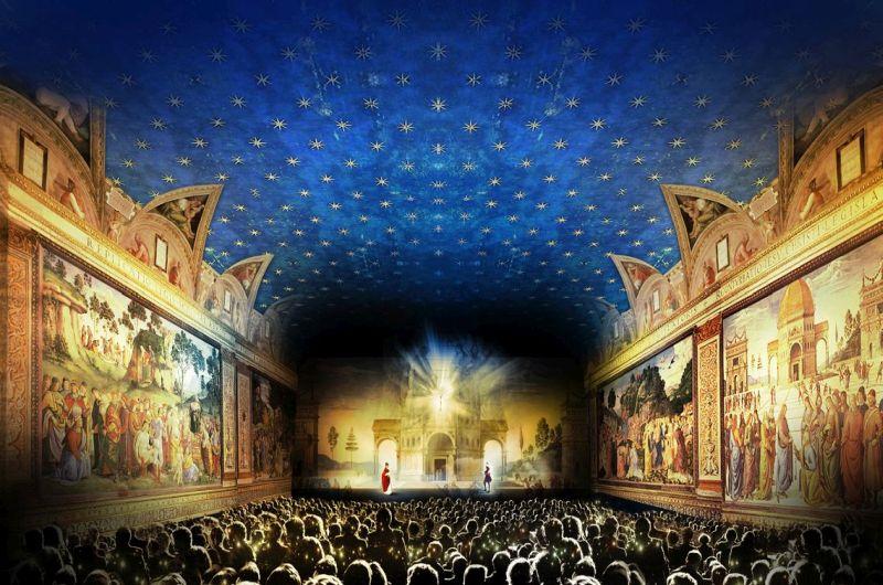 Michelangelo und die Geheimnisse der Sixtinischen Kapelle