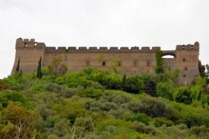 Sermoneta, Caetani-Burg