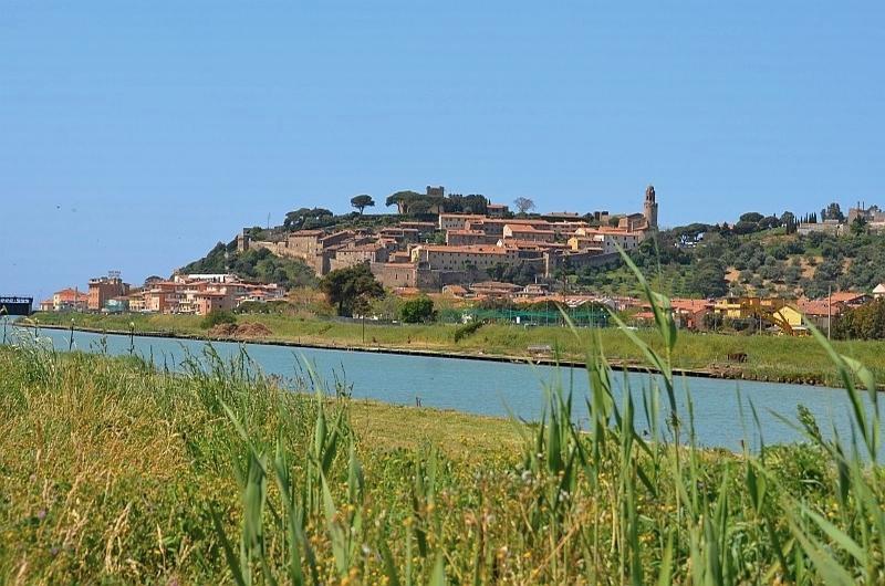 Toskana: Naturschutzgebiet Diaccia Botrona und Castiglione della Pescaia