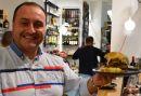"Der ""ChiancHamburger"" des Gastronoms Salvio Passariello"