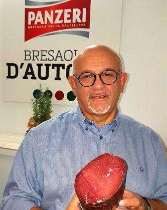 Chefkoch Claudio Sadler