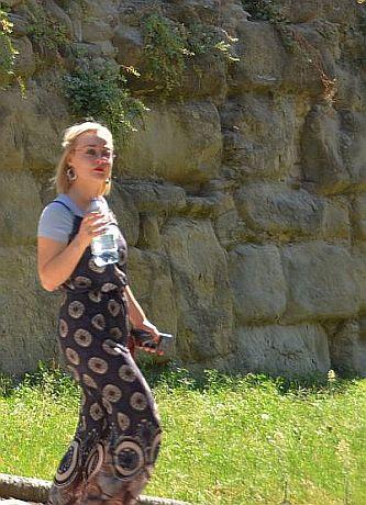 Die Etruskischen Mauern