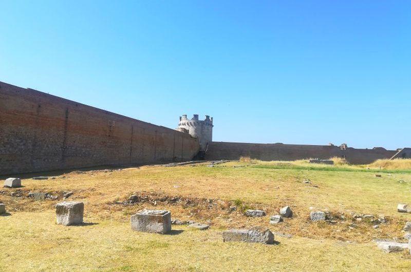 Reise in der Daunia (Apulien): San Marco la Catola und Lucera