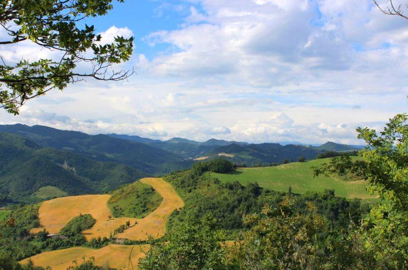 """Das Bidente-Tal: die """"andere"""" Romagna"""